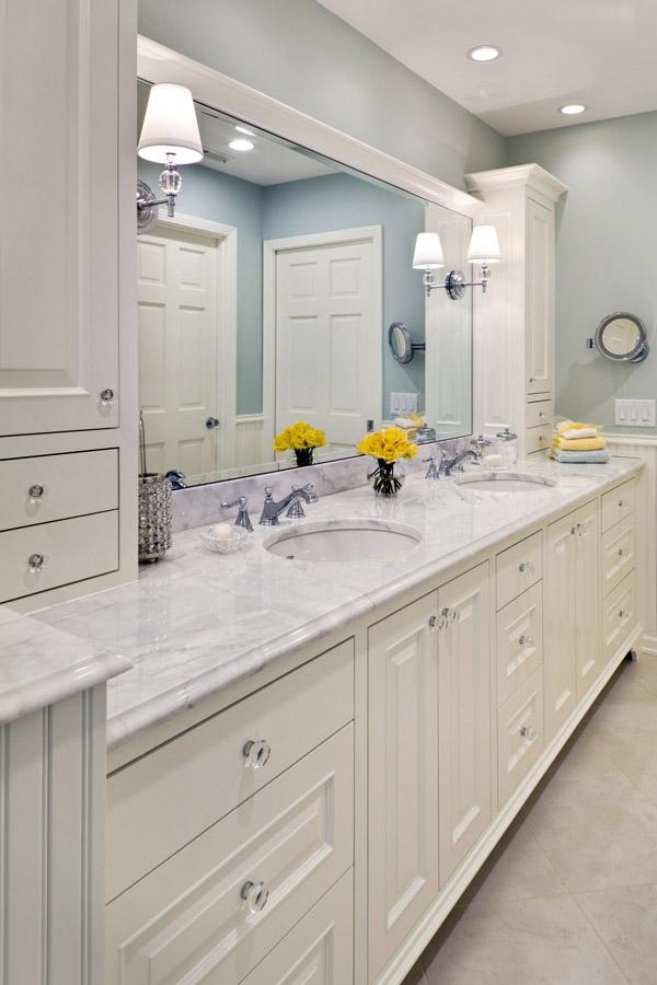 Kaufman Homes Deer Lake Master Bath Vanity 2