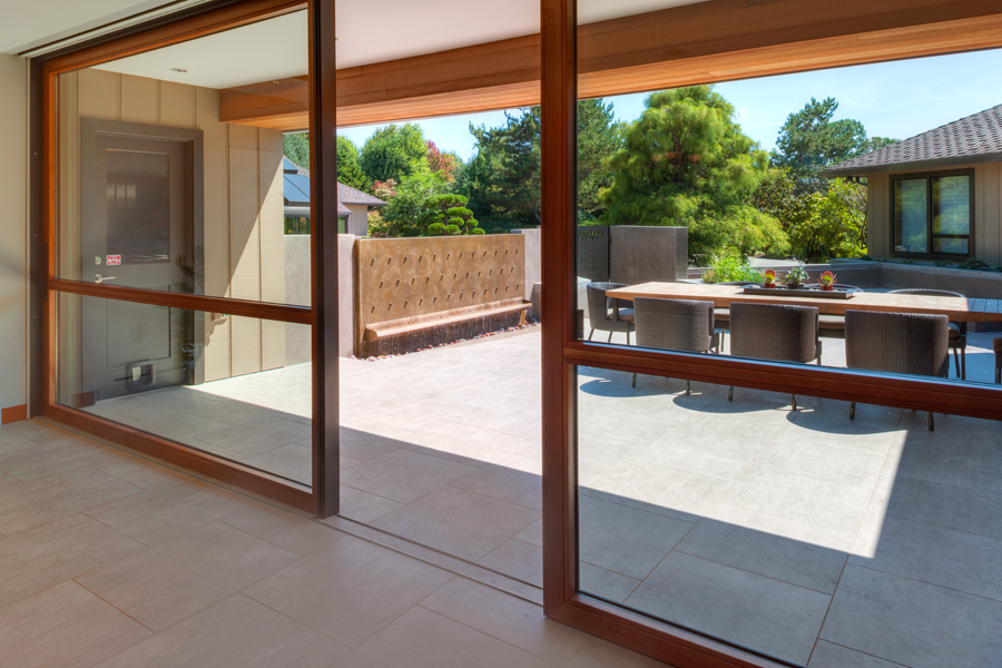 Santiam Sliding Door