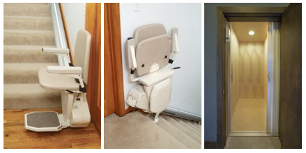 remodeling a home for aging in place or accommodating handicap