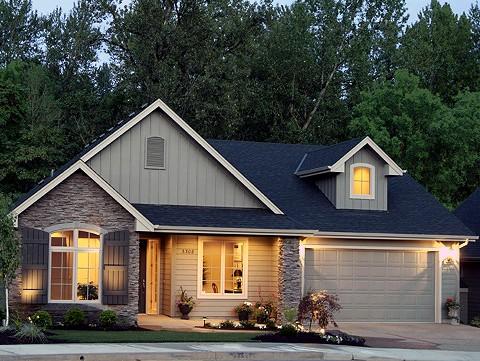 Custom home choosing windows for energy sound and for Custom house windows