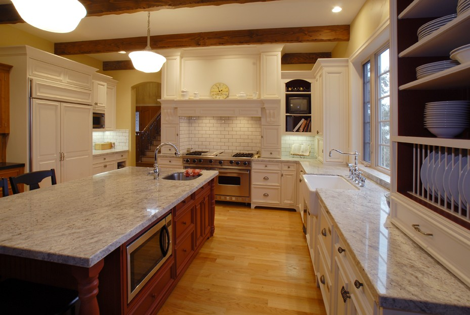 Granite Countertop Maintenance ? Kaufman Homes