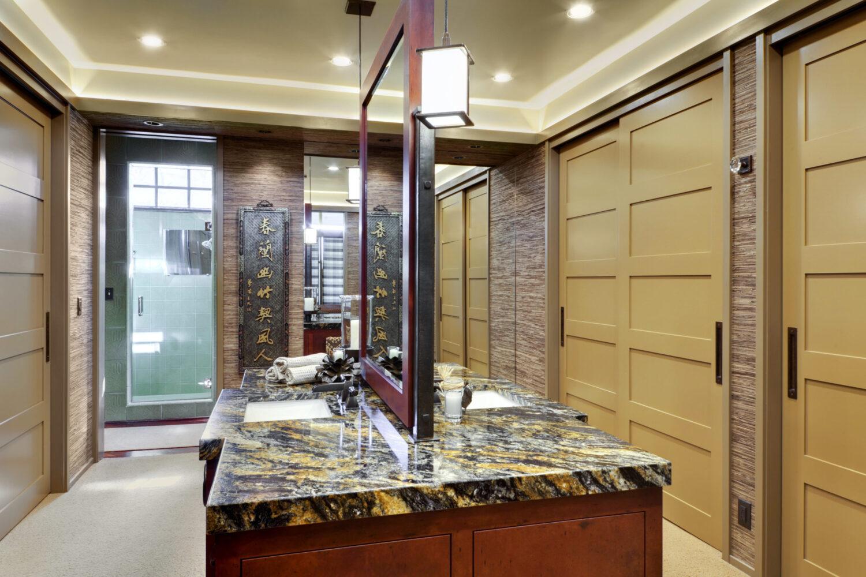 St. Andrews Dressing Room Vanity